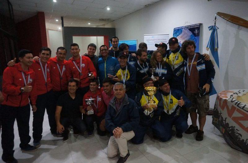 Premiación Camp Latino FCL 4 Way